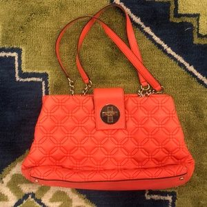 Kate Spade Quilted Bag - gently used